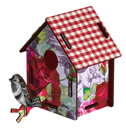 decoration maison oiseau