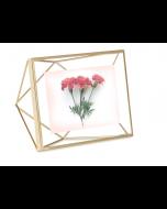 Cadre photo Prisma doré pour photo 10x15 - Umbra