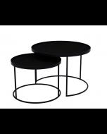 Tables Basses Rondes Duo S/L - Notre Monde