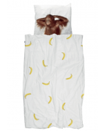 Housse de couette Banana Monkey - Snurk-140 x 200