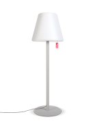 Lampadaire Edison The Giant - Fatboy-Gris clair
