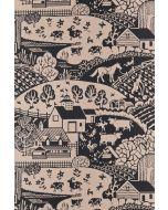 Papier peint Gable - Farrow&Ball - Gable BP 5405