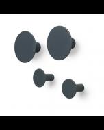 Patères Ponto - set de 4 - Blomus-gris foncé