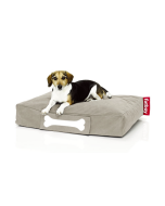 Pouf pour chien Doggielounge Stonewashed - Fatboy - Small vert lime