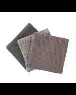 Set de 3 essuies en coton Wipe - Blomus