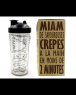 Shaker à crêpes Miam - Cookut