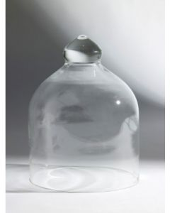 Cloche en verre Serax