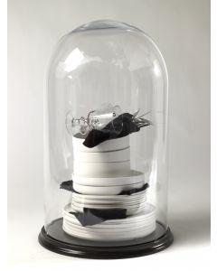 Cloche en verre sur socle - Serax - Extra Large