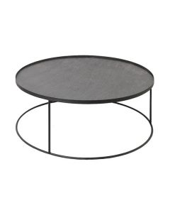Table basse ronde XL - Notre Monde