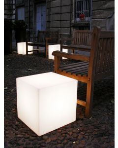 Cube lumineux RGB Led sans fil Slide
