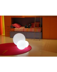 Globo lumineux IN Slide Design