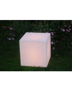 Cube lumineux extérieur Slide Design