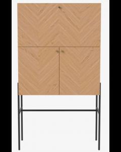 Meuble de Bar Luxe en chêne huilé - Bolia