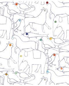 Papier peint panoramique Animals - Bien Fait