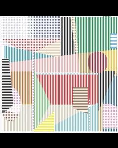Papier peint panoramique Diabolo - Bien Fait