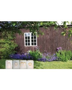 Photophore lettres HOME - Tindra - set de 4