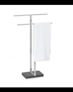 Porte-serviettes de bain Inox Menoto - Blomus