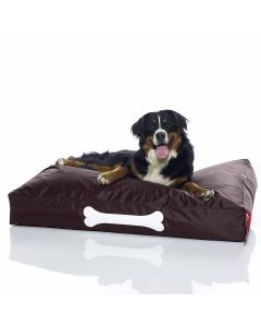 Pouf pour chien Doggielounge Original Fatboy - Large brun