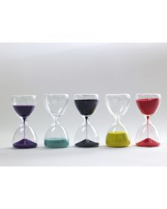 Sablier design 5 minutes - Serax-Bleu