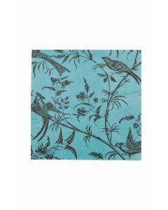 Serviettes Bird - Cedon-Bleu