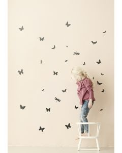 Stickers butterflies - Ferm Living