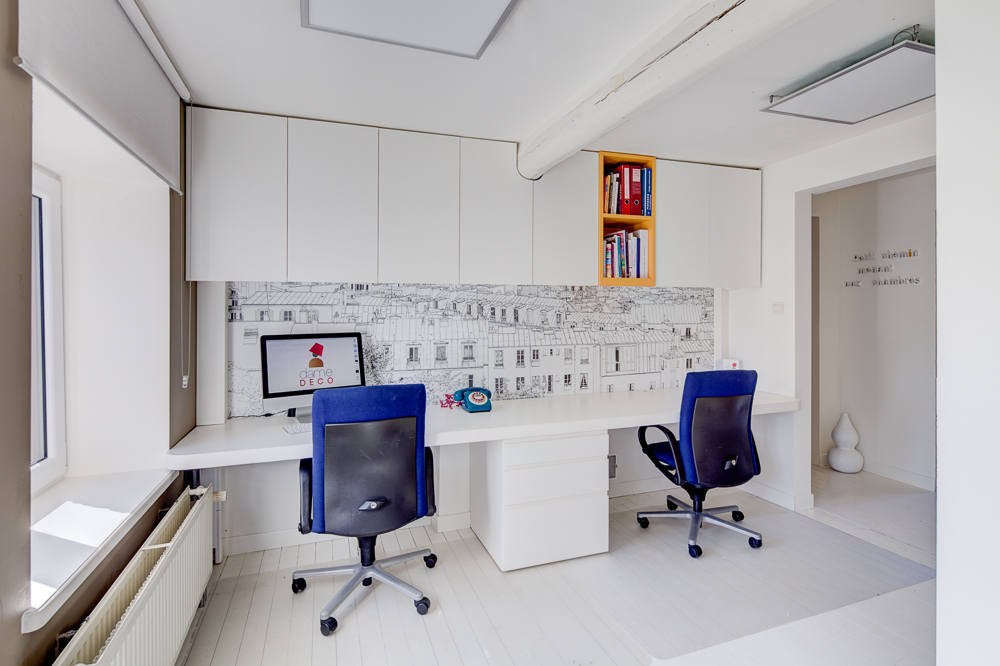 bureau contemporain integre