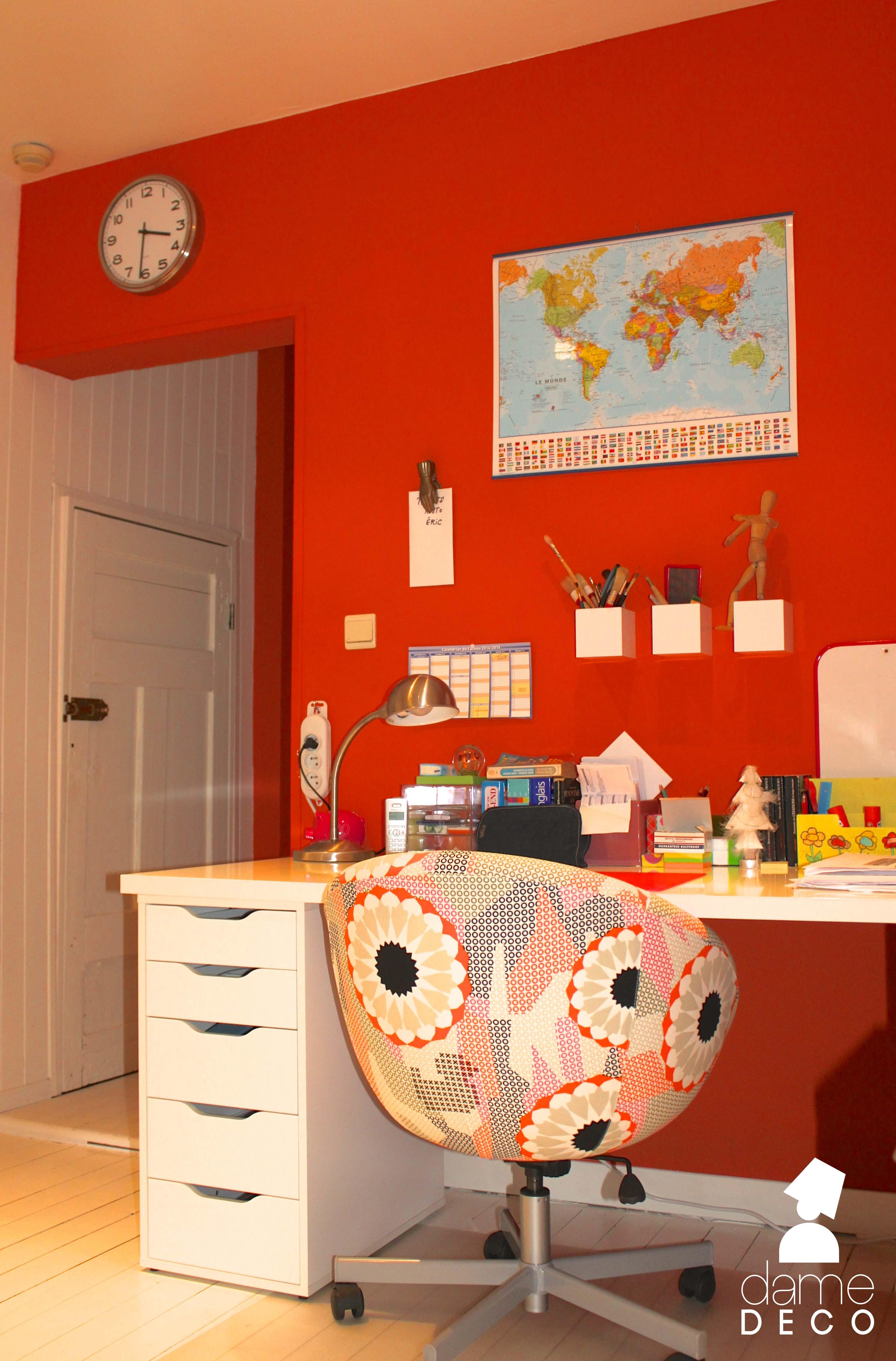 conseils couleurs bureau maison florze