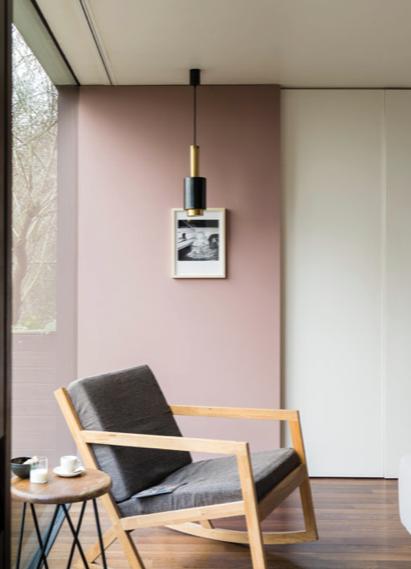 Sulking Room Pink une couleur rose boudoir Farrow&Ball Dame DECO
