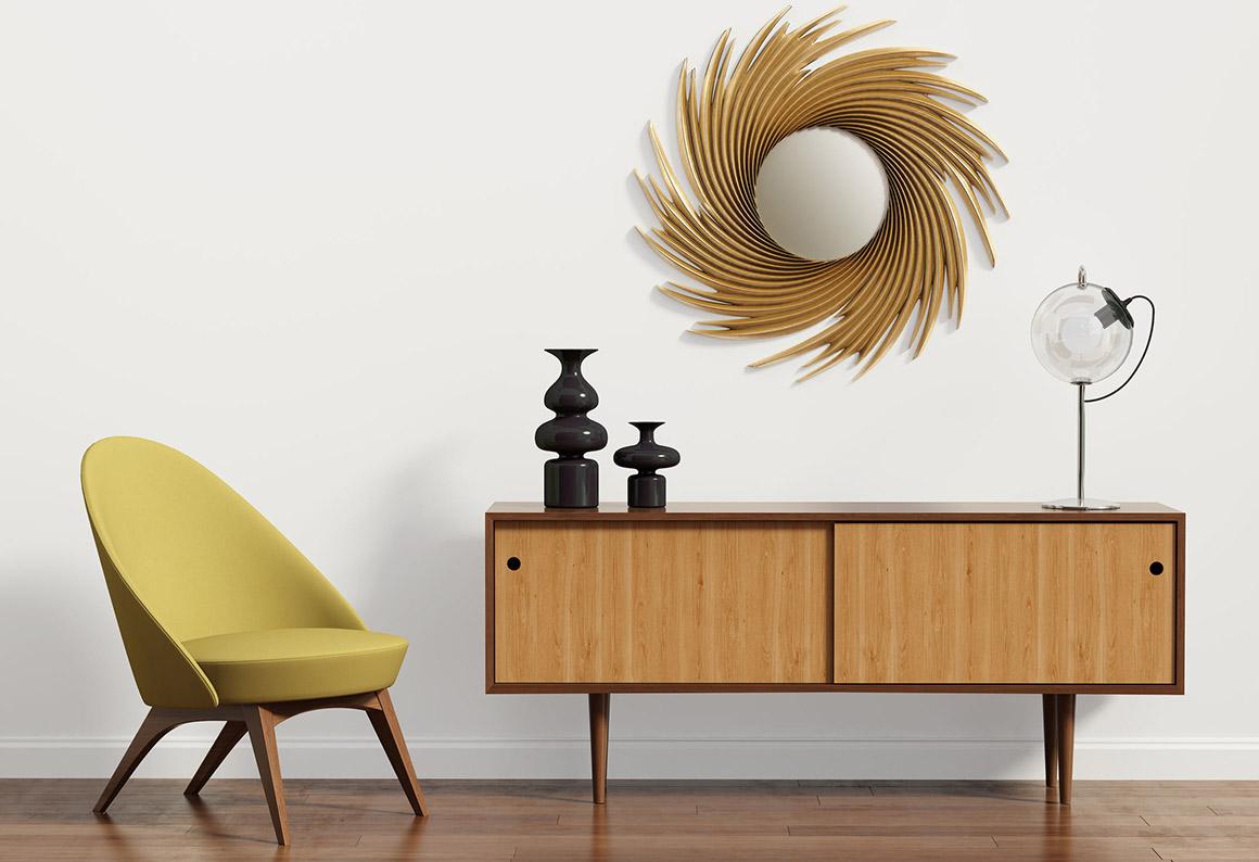 recherche de mobilier design